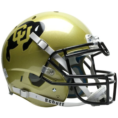 Colorado Buffaloes Schutt XP Authentic Helmet