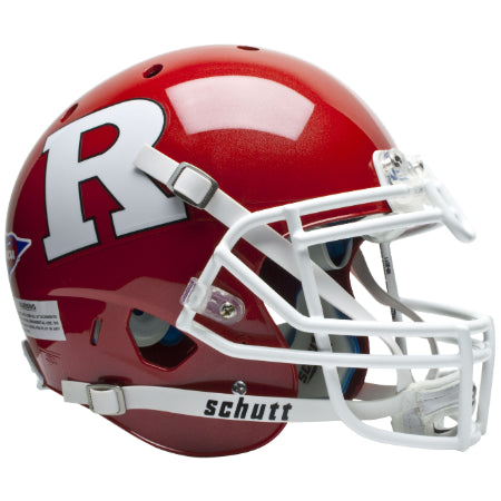 Rutgers Scarlet Knights Schutt XP Authentic Helmet