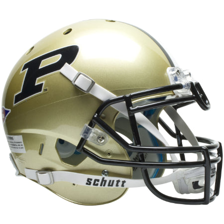 Purdue Boilermakers Schutt XP Authentic Helmet