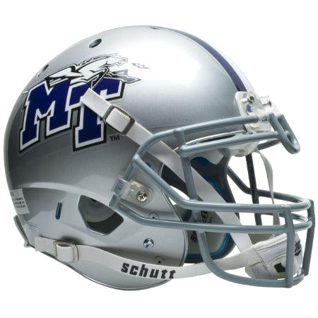 Middle Tennessee State Blue Raiders Schutt XP Authentic Helmet