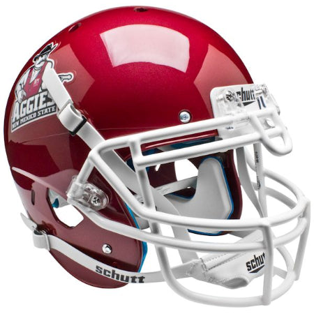 New Mexico State Aggies Schutt XP Authentic Helmet