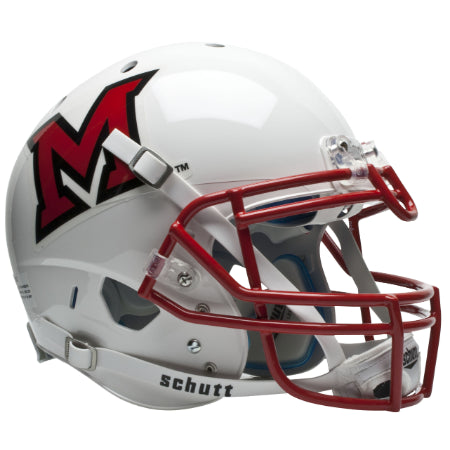Miami Redhawks Schutt XP Authentic Helmet