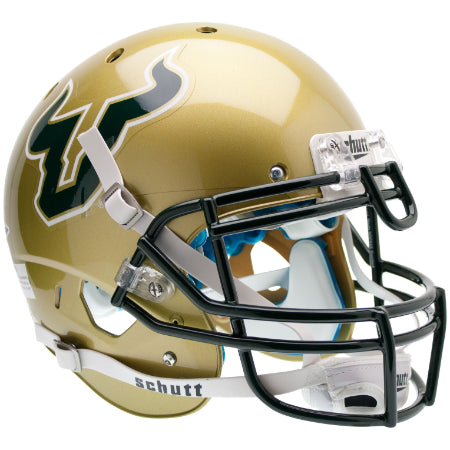 South Florida Bulls Schutt XP Authentic Helmet