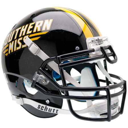 Southern Mississippi Golden Eagles Schutt XP Authentic Helmet