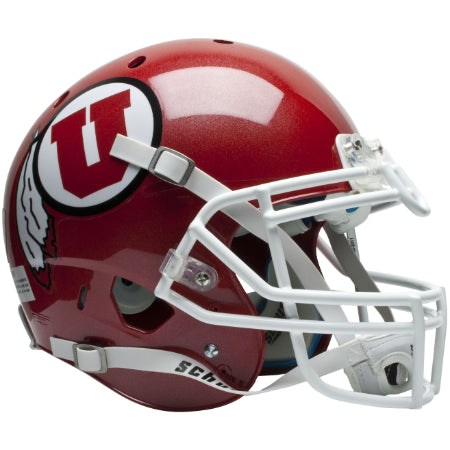Utah Utes Schutt XP Authentic Helmet