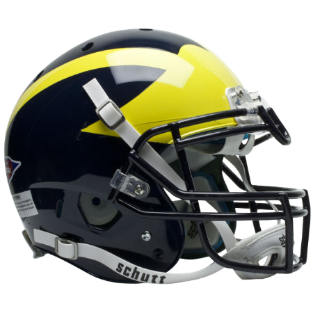 Michigan Wolverines Schutt XP Authentic Helmet