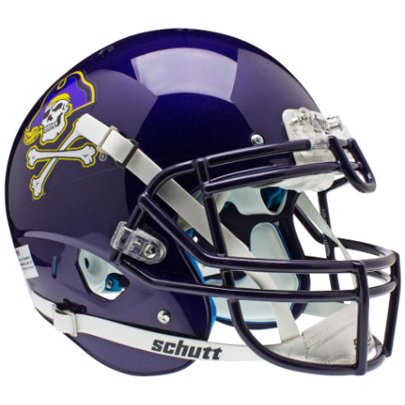 East Carolina Pirates Schutt XP Authentic Helmet