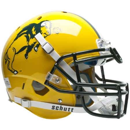 North Dakota State Bison Schutt XP Authentic Helmet
