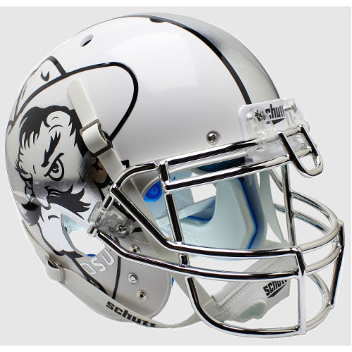 Oklahoma State Cowboys Icy Pistol Pete Schutt XP Authentic Helmet - Alternate 12