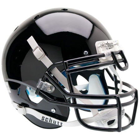 Army Black Knights Black Schutt XP Authentic Helmet - Alternate 1