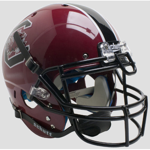 South Carolina Gamecocks Cardinal Schutt XP Authentic Helmet - Alternate 1