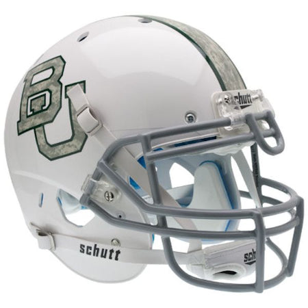 Baylor Bears Camo Schutt XP Authentic Helmet - Alternate 1