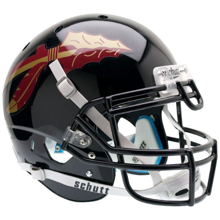 Florida State Seminoles Black Schutt XP Authentic Helmet - Alternate 1