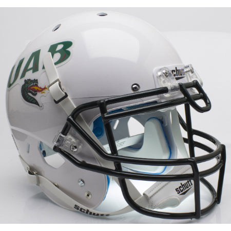 Alabama Birmingham UAB Blazers White Schutt XP Authentic Helmet - Alternate 1