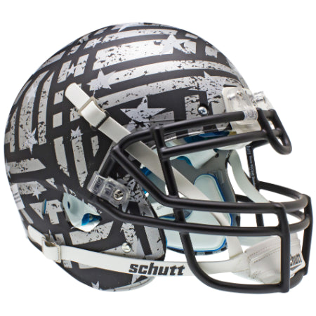 South Florida Bulls Wounded Warrior Schutt XP Authentic Helmet - Alternate 2
