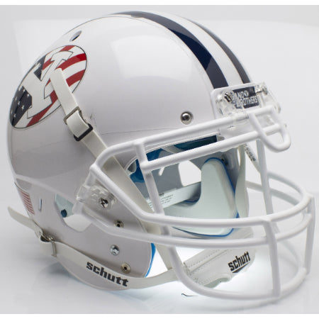BYU Cougars Never Forget Schutt XP Authentic Helmet - Alternate 2