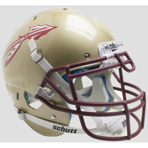 Florida State Seminoles Standard Decals Schutt XP Authentic Helmet - Alternate 4