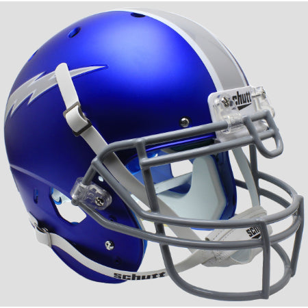 Air Force Falcons Blue Schutt XP Authentic Helmet - Alternate 7