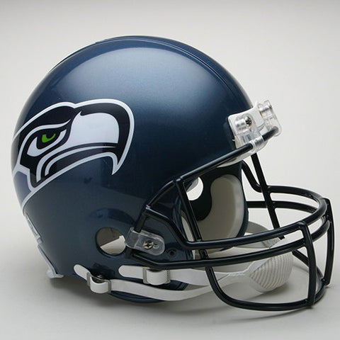 Seattle Seahawks Throwback 2002-2011 Riddell Authentic Pro Line Helmet