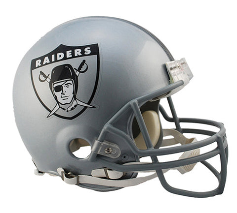 Oakland Raiders Throwback 1963 Riddell Authentic Pro Line Helmet