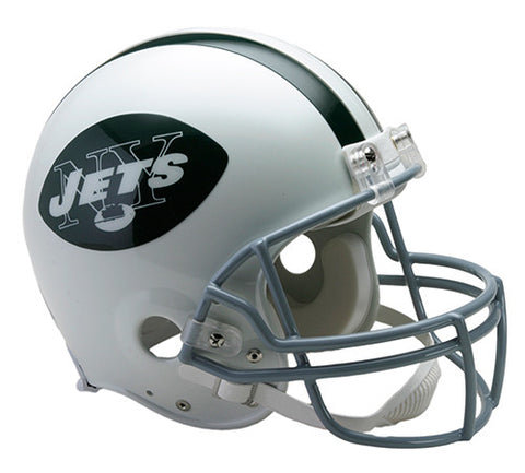 New York Jets Throwback 1965-1977 Riddell Authentic Pro Line Helmet