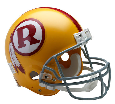 Washington Redskins Throwback 1970-1971 Riddell Authentic Pro Line Helmet