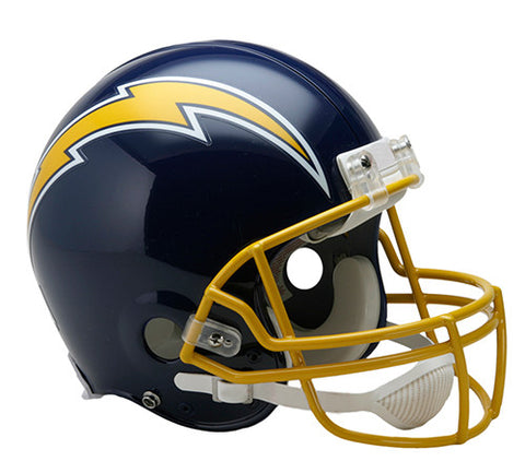 San Diego Chargers Throwback 1974-1987 Riddell Authentic Pro Line Helmet