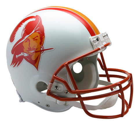 Tampa Bay Buccaneers Throwback 1976-1996 Riddell Authentic Pro Line Helmet