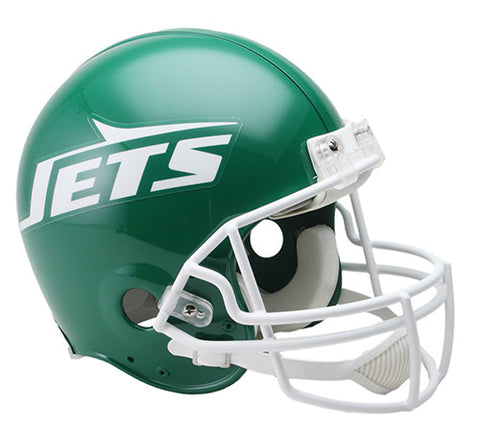 New York Jets Throwback 1978-1989 Riddell Authentic Pro Line Helmet