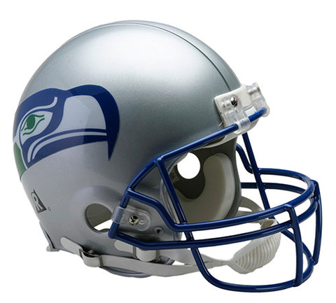 Seattle Seahawks Throwback 1983-2001 Riddell Authentic Pro Line Helmet