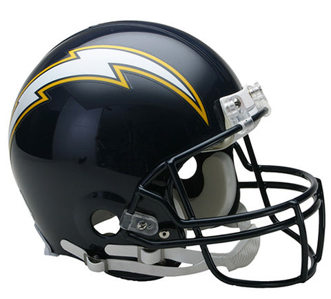 San Diego Chargers Throwback 1988-2006 Riddell Authentic Pro Line Helmet