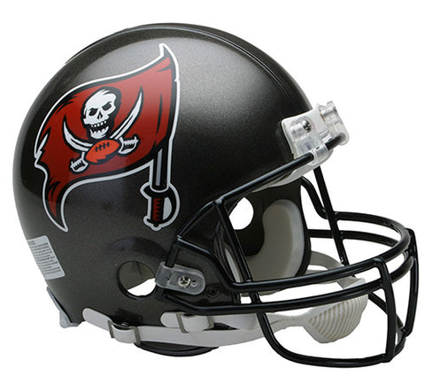 Tampa Bay Buccaneers Throwback 1997-2013 Riddell Authentic Pro Line Helmet