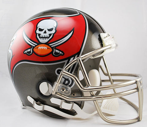 Tampa Bay Buccaneers Riddell Authentic Pro Line Helmet
