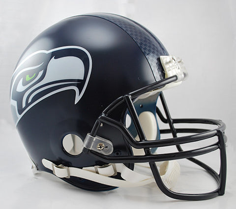 Seattle Seahawks Riddell Authentic Pro Line Helmet