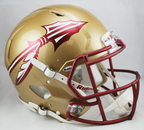 Florida State Seminoles Riddell Authentic Speed Helmet