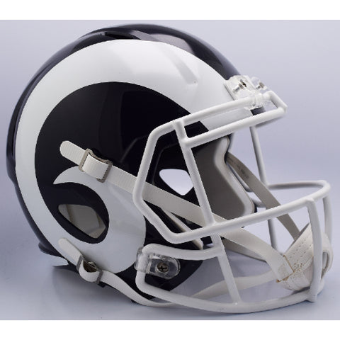 Los Angeles Rams Riddell Authentic Speed Helmet