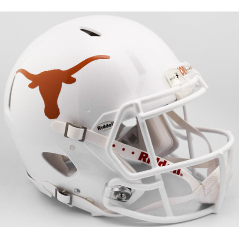 Texas Longhorns Riddell Authentic Speed Helmet