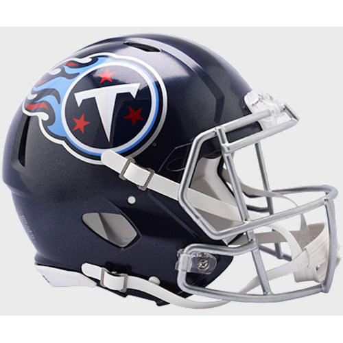 Tennessee Titans Riddell Authentic Speed Helmet