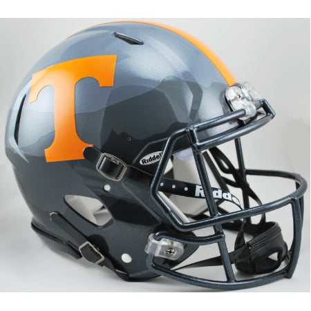 Tennessee Volunteers Riddell Authentic Speed Helmet - Smokey Mountain