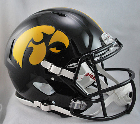 Iowa Hawkeyes Riddell Authentic Speed Helmet
