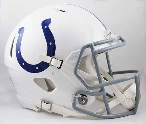 Indianapolis Colts Riddell Authentic Speed Helmet