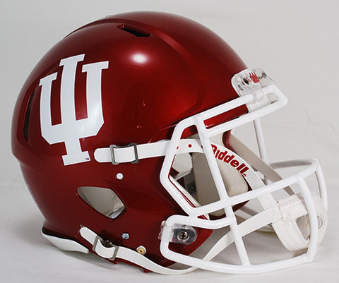 Indiana Hoosiers Riddell Authentic Speed Helmet