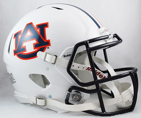 Auburn Tigers Riddell Authentic Speed Helmet