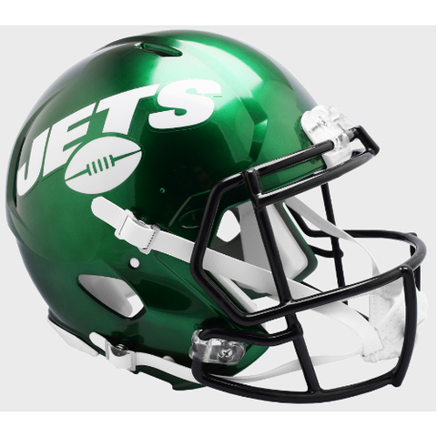 New York Jets Riddell Authentic Speed Helmet