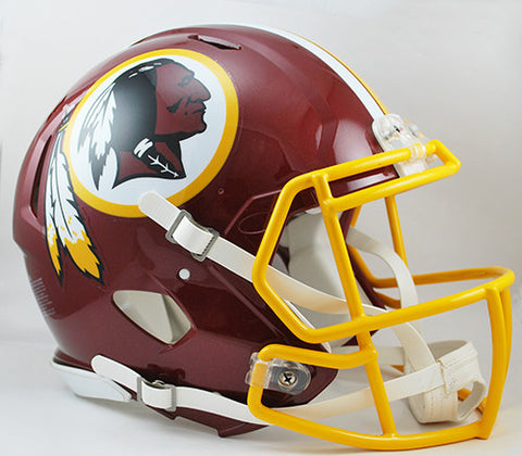 Washington Redskins Riddell Authentic Speed Helmet