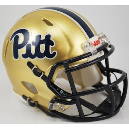 Pitt Panthers Riddell Authentic Speed Helmet