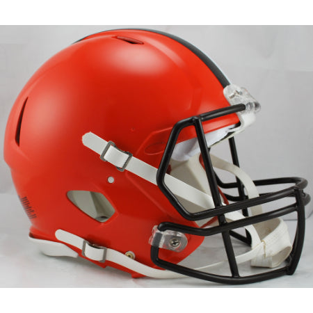 Cleveland Browns Riddell Authentic Speed Helmet
