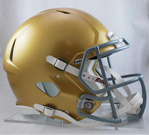 Notre Dame Fighting Irish Riddell Authentic Speed Helmet