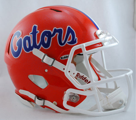 Florida Gators Riddell Authentic Speed Helmet