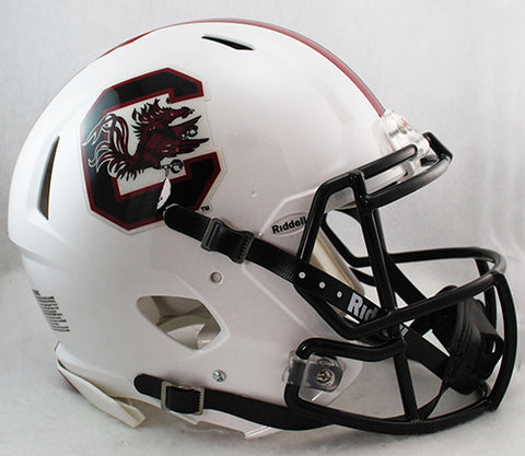 South Carolina Gamecocks Riddell Authentic Speed Helmet